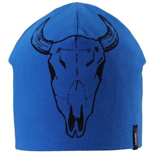 Купить Шапка Lassie размер M/4, синий, Головные уборы