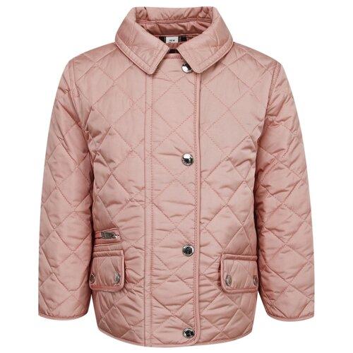 Куртка Burberry размер 80, розовый куртка burberry