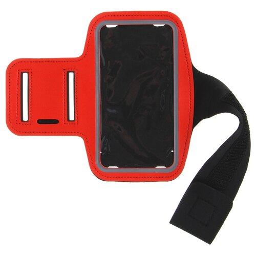 Спортивный чехол универсальный FORZA 470-060 красный свитер forza viva forza viva mp002xw0guoo