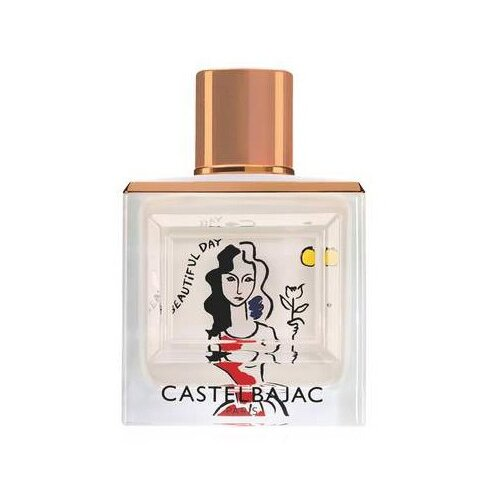 Фото - Парфюмерная вода Castelbajac Beautiful Day Bonheur, 60 мл jc de castelbajac x agnelle перчатки