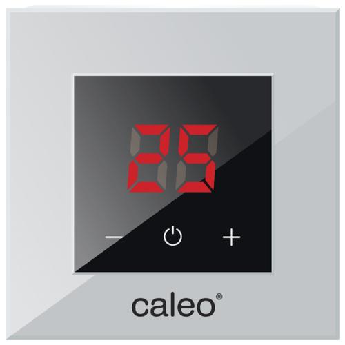 Фото - Терморегулятор Caleo Nova серебристый терморегулятор caleo 620 белый