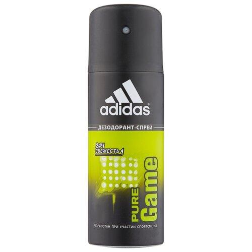 Дезодорант спрей Adidas Pure Game, 150 мл