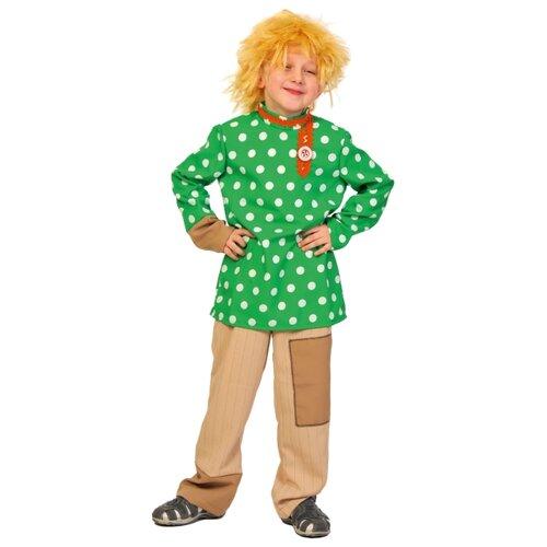 Купить Костюм КарнавалOFF Домовёнок (5012), зеленый/бежевый, размер 116-122, Карнавальные костюмы