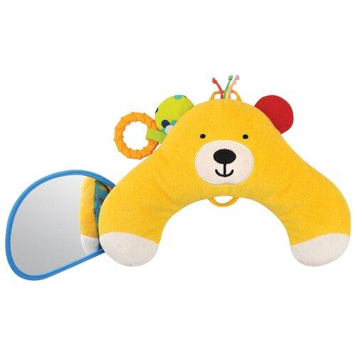 Купить Развивающая игрушка K's Kids Время для животика Бобби желтый, Развивающие игрушки