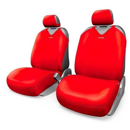 Комплект чехлов AUTOPROFI R-402Pf красный autoprofi crb 402pf carbon plus