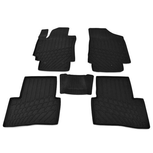 Комплект ковриков NorPlast NP11-LdC-31-052 Hyundai Creta 5 шт. черный