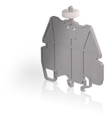 Торцевая и разделительная пластина (изолятор) для клеммного блока ABB 1SNA116795R1100