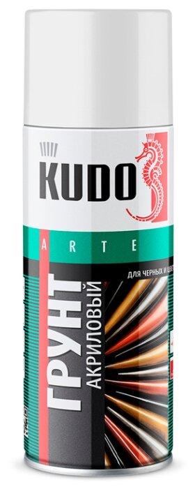 Аэрозольный грунт-праймер KUDO KU-210X