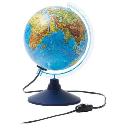 Глобус физико-политический Globen 210 мм (INT12100298) синий