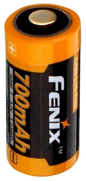 Аккумулятор Li-Ion Fenix 16340 ARB-L16-700