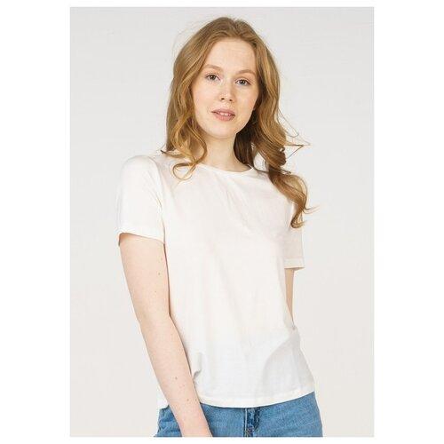 Футболка Vero Moda 10195723 размер S, бежевый футболка vero moda 10195723 размер xs серый