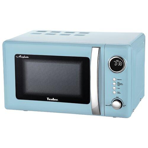 Микроволновая печь Tesler ME-2055 SKY BLUE микроволновая печь tesler me 2055 sky blue
