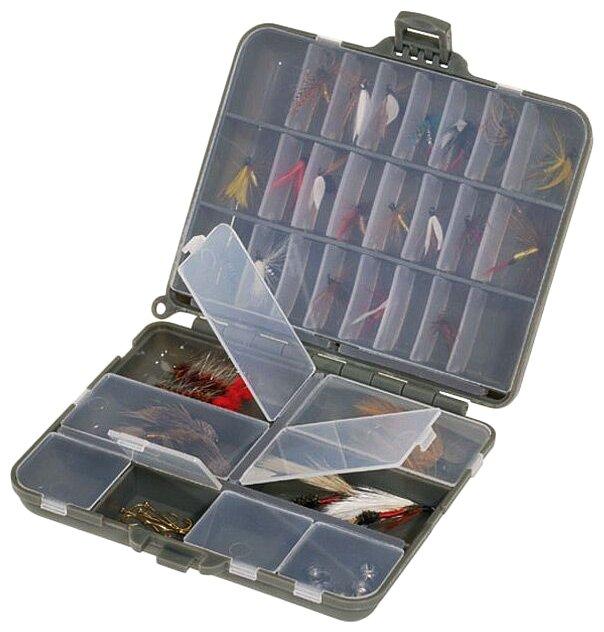 Коробка для приманок для рыбалки PLANO 1070-00 11.9х10.6х3.7см