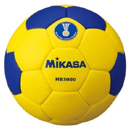 Мяч для гандбола Mikasa HB 3000 желтый/синий