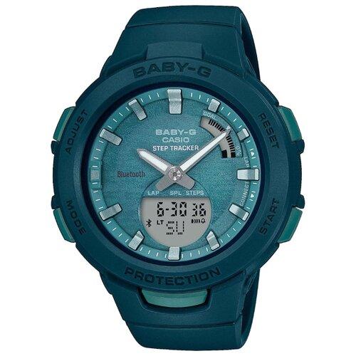 Наручные часы CASIO Baby-G BSA-B100AC-3A женские часы casio bsa b100ac 5aer