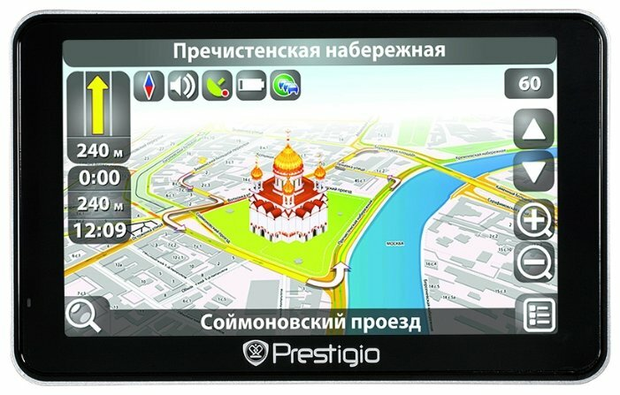 Навигатор Prestigio GeoVision 5600 GPRSHD