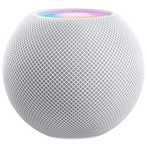 фото Умная колонка apple homepod mini, белый