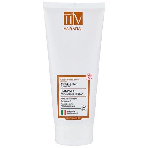 Hair Vital шампунь Аргановый нектар 200 мл eveline аргановый шампунь
