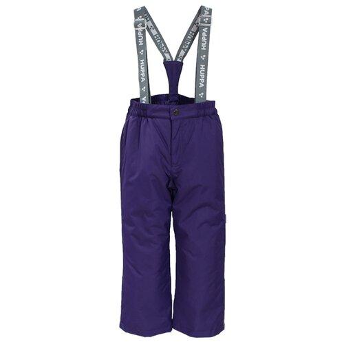 Брюки Huppa FREJA 21700016 размер 98, 70073 dark lilac брюки huppa freja 21700016 размер 140 70073 dark lilac