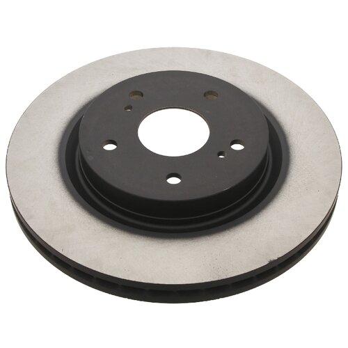 Комплект тормозных дисков передний Febi 28442 294.5x25 для Suzuki Grand Vitara (2 шт.) комплект тормозных дисков передний febi 31767 241x19 для hyundai accent 2 шт
