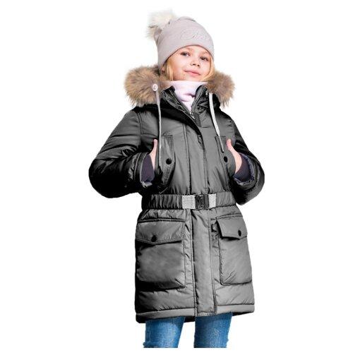 Куртка BOOM! by Orby размер 158, черный ботинки t taccardi размер 32 черный