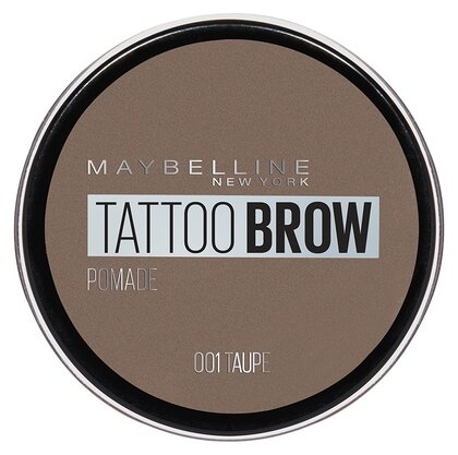 Maybelline Стойкая помада для бровей Tattoo Brow Pomade