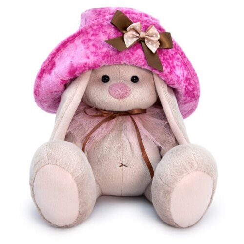 Купить Мягкая игрушка Зайка Ми в шляпе 23 см, Мягкие игрушки