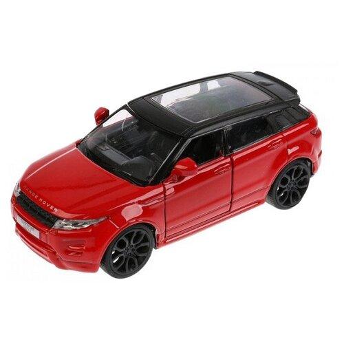 Легковой автомобиль ТЕХНОПАРК Range Rover Evoque, 12.5 см, красный