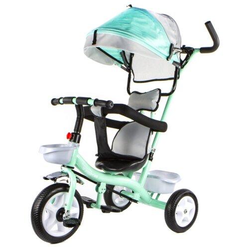 цена на Трехколесный велосипед Navigator Т17122 бело-голубой