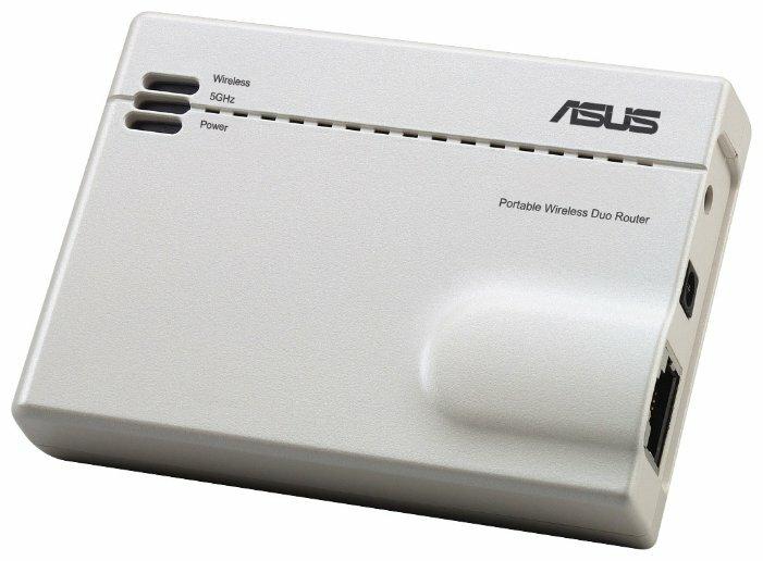 Wi-Fi роутер ASUS WL-330G