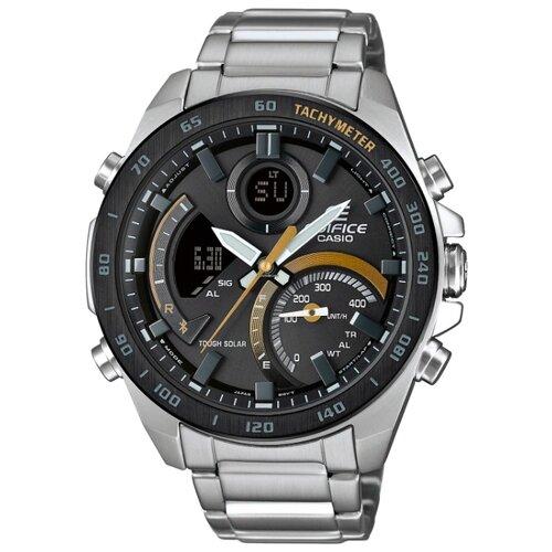 Наручные часы CASIO ECB-900DB-1C наручные часы casio ecb 800dc 1a