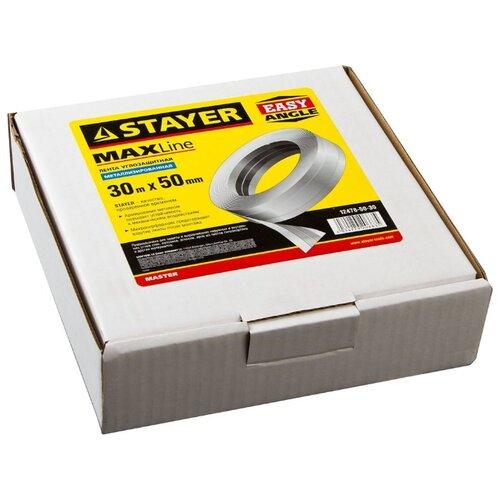 цена на Угловая уплотнительная лента STAYER 12478-50-30 50 мм 30 м