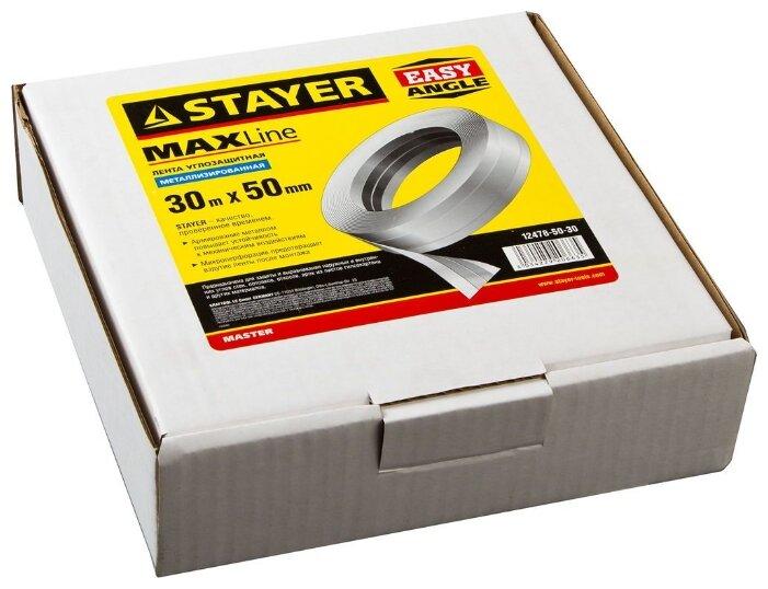 Угловая уплотнительная лента STAYER 12478-50-30 50 мм