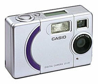 Фотоаппарат CASIO LV-20
