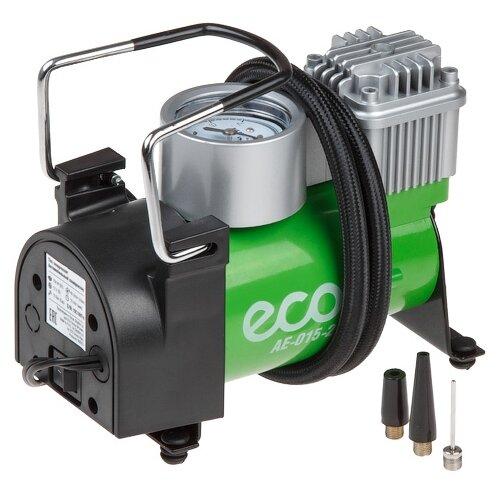 Автомобильный компрессор Eco AE-015-2 зеленый