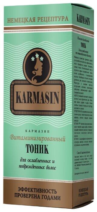 Karmasin Витаминизированный тоник для ослабленных и поврежденных волос