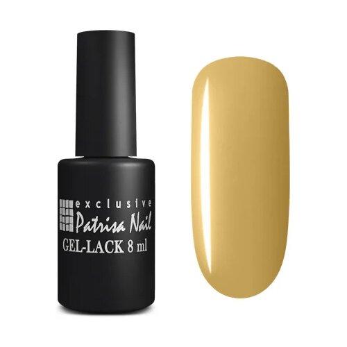 Гель-лак для ногтей Patrisa Nail Axios Gel, 8 мл, №189 Кремово-желтый недорого