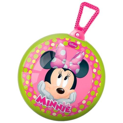 цена на Мяч-попрыгун Mondo Минни (06/982) розовый