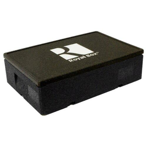 Royal Box Изотермический контейнер Unique черный 23 л