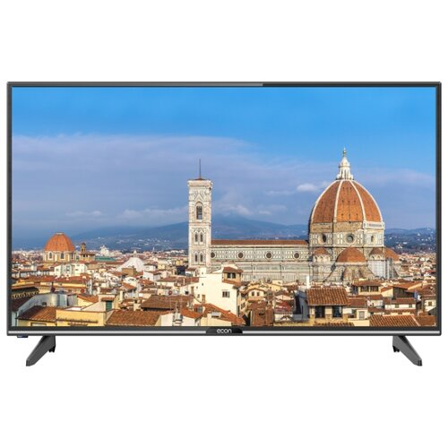 Фото - Телевизор ECON EX-40FT005B 40 (2019) черный/серебристый телевизор