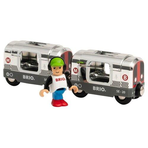 Купить Brio Поездной состав Special Edition , 33838, Наборы, локомотивы, вагоны