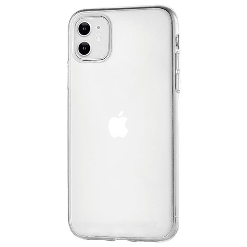 Фото - Чехол-накладка uBear Tone для Apple iPhone 11 прозрачный чехол накладка ubear soft tone для apple iphone 6 iphone 6s прозрачный
