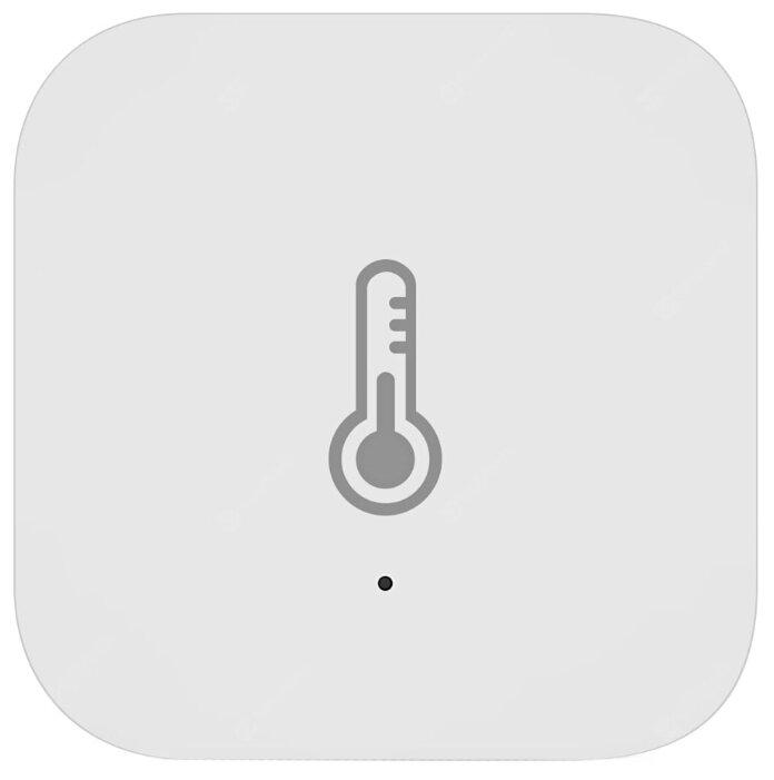 Комнатный активный датчик температуры и влажности Aqara Smart home (WSDCGQ11LM)