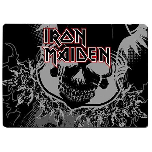 Коврик для мыши Iron Maiden череп
