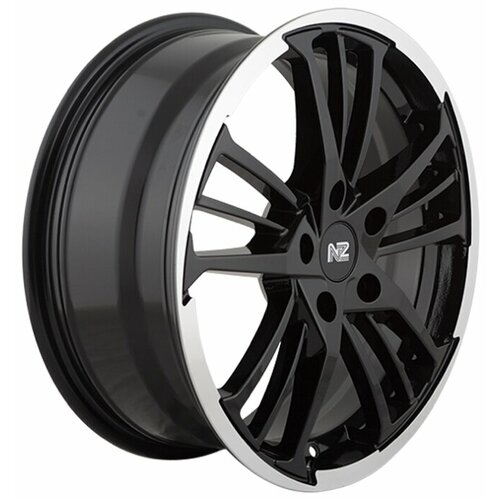 Фото - Колесный диск NZ Wheels F-48 8x18/5x105 D56.6 ET45 BKPL колесный диск nz wheels f 40 8x18 5x105 d56 6 et45 mbrsi