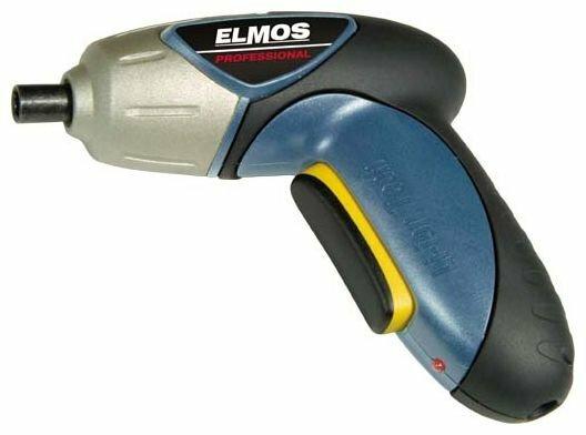 Аккумуляторная отвертка Elmos SD330