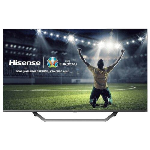 Фото - Телевизор Hisense 65A7500F 65 (2020) серый/черный телевизор hisense 50a7300f 50 2020 черный