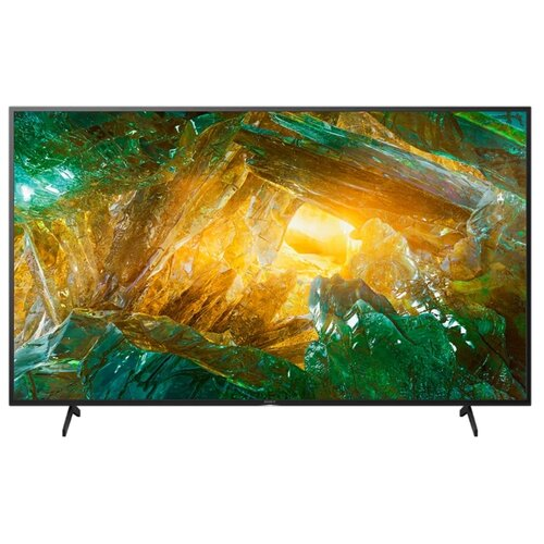 Фото - Телевизор Sony KD-65XH8096 64.5 (2020) черный жк телевизор sony led телевизор 85 kd 85zg9