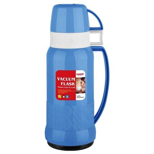 Классический термос Bekker Premium BK-4394 (1 л) синий