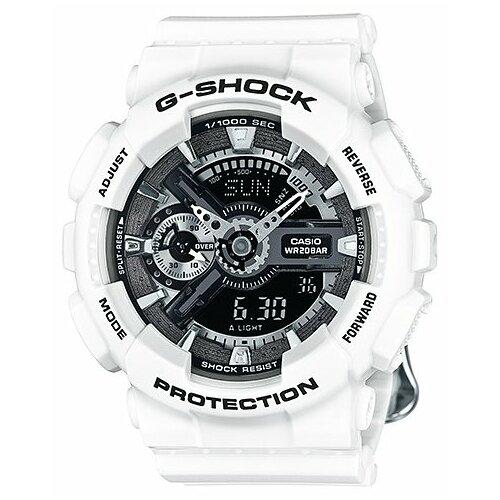 цена Наручные часы CASIO GMA-S110F-7A онлайн в 2017 году